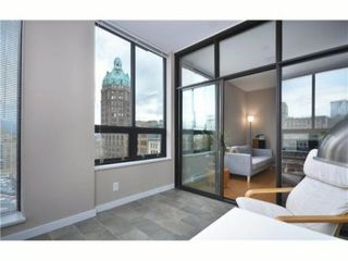 """Photo 8: 603 531 BEATTY Street in Vancouver: Downtown VW Condo for sale in """"METROLIVING"""" (Vancouver West)  : MLS®# V1001484"""