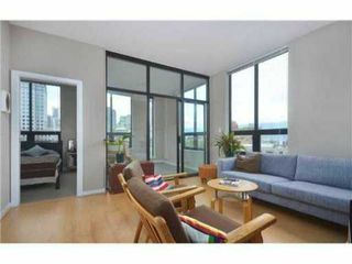 """Photo 5: 603 531 BEATTY Street in Vancouver: Downtown VW Condo for sale in """"METROLIVING"""" (Vancouver West)  : MLS®# V1001484"""