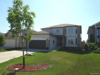Main Photo: 106 Georgetown Drive in WINNIPEG: Fort Garry / Whyte Ridge / St Norbert Residential for sale (South Winnipeg)  : MLS®# 1317846