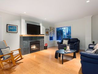 Photo 3: 1710 19th Street in Vancouver: House for sale : MLS®# V1011314