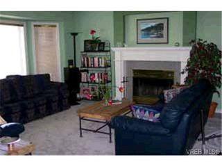 Photo 3: 763 Menawood Pl in VICTORIA: SE Cordova Bay Half Duplex for sale (Saanich East)  : MLS®# 309499