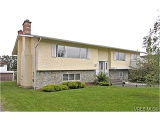 Photo 1:  in VICTORIA: SE Cedar Hill Single Family Detached for sale (Saanich East)  : MLS®# 398561