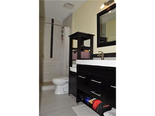 """Photo 14: 303 1180 FALCON Drive in Coquitlam: Eagle Ridge CQ Townhouse for sale in """"FALCON HEIGHTS"""" : MLS®# V1075683"""