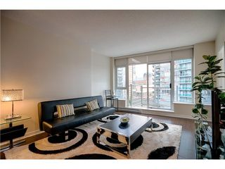 Photo 5: # 1204 821 CAMBIE ST in Vancouver: Downtown VW Condo for sale (Vancouver West)  : MLS®# V1073150