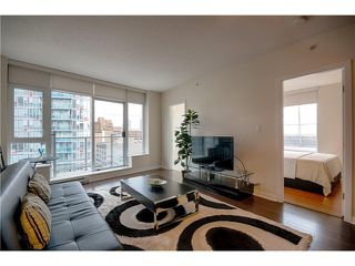 Photo 4: # 1204 821 CAMBIE ST in Vancouver: Downtown VW Condo for sale (Vancouver West)  : MLS®# V1073150
