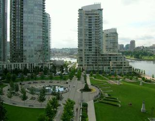 "Photo 1: 907 638 BEACH CR in Vancouver: False Creek North Condo for sale in ""ICON"" (Vancouver West)  : MLS®# V608921"