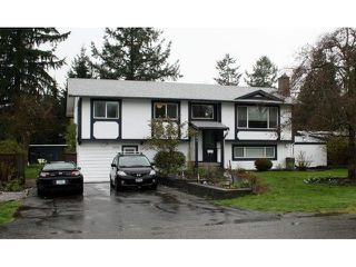 Main Photo: 9191 GAY ST in Langley: Fort Langley House for sale : MLS®# F1436321