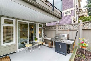 Photo 12: 105 965 W 15TH AVENUE in Vancouver: Fairview VW Condo for sale (Vancouver West)  : MLS®# R2142454