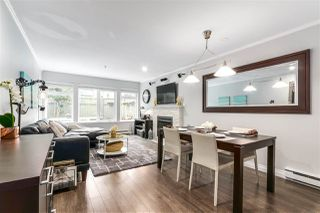 Photo 1: 105 965 W 15TH AVENUE in Vancouver: Fairview VW Condo for sale (Vancouver West)  : MLS®# R2142454