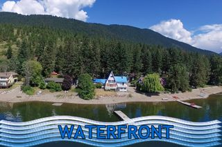 Main Photo: 1363 Little Shuswap Lake Road in Chase: Little Shuswap Lake House for sale : MLS®# 10191607