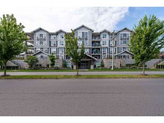 "Main Photo: 408 45630 SPADINA Avenue in Chilliwack: Chilliwack W Young-Well Condo for sale in ""The Boulevard"" : MLS®# R2389109"
