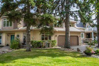 Main Photo: 10351 VILLA Avenue in Edmonton: Zone 07 Townhouse for sale : MLS®# E4174198