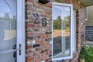 Photo 5: 26 1440 SHERWOOD Drive: Sherwood Park Townhouse for sale : MLS®# E4180536