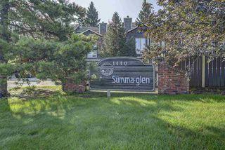 Photo 2: 26 1440 SHERWOOD Drive: Sherwood Park Townhouse for sale : MLS®# E4180536