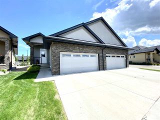 Photo 1: 2 104 ALLARD Link in Edmonton: Zone 55 House Half Duplex for sale : MLS®# E4201408