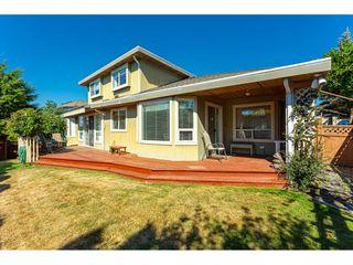 """Photo 34: 8168 154 Street in Surrey: Fleetwood Tynehead House for sale in """"FAIRWAY PARK"""" : MLS®# R2497613"""