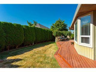 """Photo 35: 8168 154 Street in Surrey: Fleetwood Tynehead House for sale in """"FAIRWAY PARK"""" : MLS®# R2497613"""