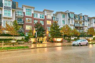Main Photo: 342 9388 MCKIM Way in Richmond: West Cambie Condo for sale : MLS®# R2516373