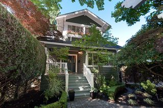 Main Photo: 3253 W 39TH Avenue in Vancouver: Kerrisdale House for sale (Vancouver West)  : MLS®# V969313