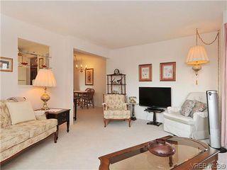 Photo 4: 414 1560 Hillside Ave in VICTORIA: Vi Oaklands Condo Apartment for sale (Victoria)  : MLS®# 620343