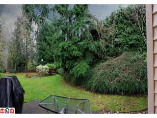 "Photo 10: 125 6841 138TH Street in Surrey: East Newton Townhouse for sale in ""HYLAND CREEK"" : MLS®# F1227886"