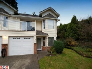 "Photo 1: 125 6841 138TH Street in Surrey: East Newton Townhouse for sale in ""HYLAND CREEK"" : MLS®# F1227886"