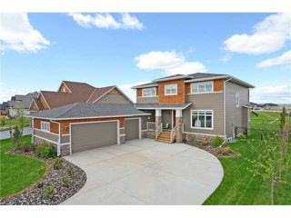 Photo 1: 34 MONTERRA Link in COCHRANE: Rural Rocky View MD Residential Detached Single Family for sale : MLS®# C3585755