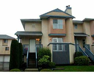 Main Photo: 1 1336 PITT RIVER RD in Port_Coquitlam: Citadel PQ Townhouse for sale (Port Coquitlam)  : MLS®# V364914