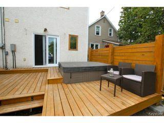 Photo 17: 617 Atlantic Avenue in WINNIPEG: North End Residential for sale (North West Winnipeg)  : MLS®# 1417464