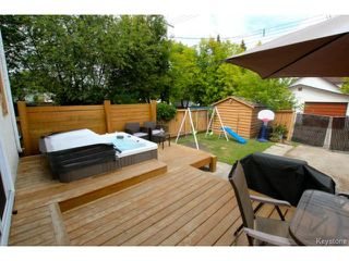 Photo 2: 617 Atlantic Avenue in WINNIPEG: North End Residential for sale (North West Winnipeg)  : MLS®# 1417464
