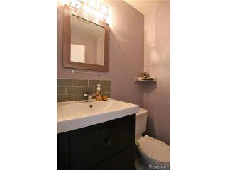 Photo 8: 617 Atlantic Avenue in WINNIPEG: North End Residential for sale (North West Winnipeg)  : MLS®# 1417464