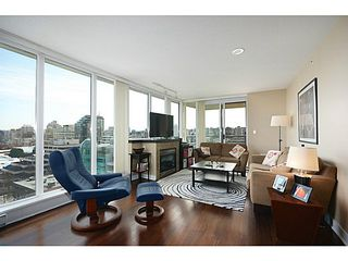 Photo 3: # 1302 1483 W 7TH AV in Vancouver: Fairview VW Condo  (Vancouver West)  : MLS®# V1052673