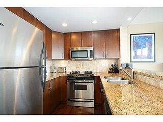 Photo 6: # 1302 1483 W 7TH AV in Vancouver: Fairview VW Condo  (Vancouver West)  : MLS®# V1052673