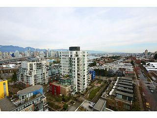 Photo 12: # 1302 1483 W 7TH AV in Vancouver: Fairview VW Condo  (Vancouver West)  : MLS®# V1052673