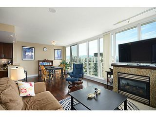 Photo 4: # 1302 1483 W 7TH AV in Vancouver: Fairview VW Condo  (Vancouver West)  : MLS®# V1052673