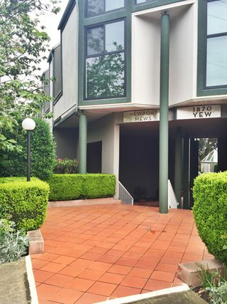 Photo 7: 13 1870 Yew Street in Vancouver: Kitsilano Townhouse for sale (Vancouver West)