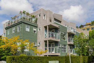 Photo 9: 206 2815 YEW STREET in Vancouver: Kitsilano Condo for sale (Vancouver West)  : MLS®# R2064254