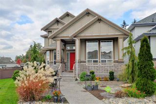 Photo 1: 6881 184A STREET in Surrey: Cloverdale BC House for sale (Cloverdale)  : MLS®# R2114836