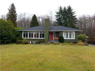 Photo 4: 1868 ACADIA Road in Vancouver: University VW House for sale (Vancouver West)  : MLS®# V1041682