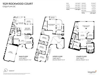 Photo 20: 1529 ROCKWOOD Court in Coquitlam: Westwood Plateau House for sale : MLS®# R2390471