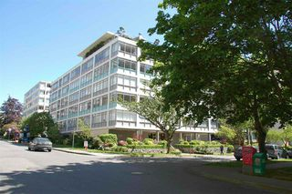 Photo 2: 311 1975 PENDRELL Street in West Vancouver: West End VW Condo for sale (Vancouver West)  : MLS®# R2396117