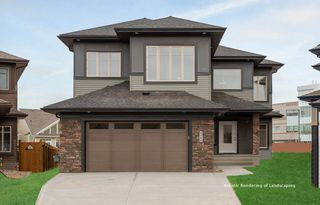 Main Photo: 3160 ALLAN Landing in Edmonton: Zone 56 House for sale : MLS®# E4184868