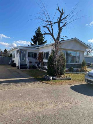 Photo 1: 401 West View Close in Edmonton: Zone 59 Mobile for sale : MLS®# E4196081