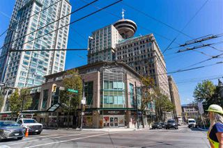 Photo 1: 241 515 W PENDER Street in Vancouver: Downtown VW Office for sale (Vancouver West)  : MLS®# C8033540