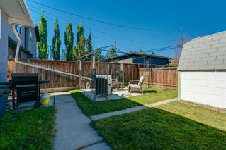 Photo 32: 136 41 Avenue NW in Calgary: Highland Park Semi Detached for sale : MLS®# A1027994
