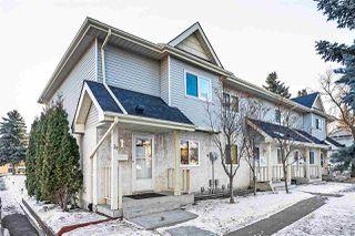 Main Photo: 25 9619 180 Street in Edmonton: Zone 20 Townhouse for sale : MLS®# E4225385