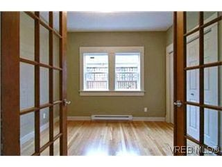 Photo 3: 156 Linden Ave in VICTORIA: Vi Fairfield West Half Duplex for sale (Victoria)  : MLS®# 421045