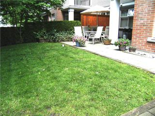"""Photo 11: 116 2083 W 33RD Avenue in Vancouver: Quilchena Condo for sale in """"DEVONSHIRE HOUSE"""" (Vancouver West)  : MLS®# V939499"""