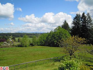 """Photo 1: 258 208TH Street in Langley: Campbell Valley House for sale in """"Campbell Valley"""" : MLS®# F1212338"""