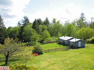 """Photo 2: 258 208TH Street in Langley: Campbell Valley House for sale in """"Campbell Valley"""" : MLS®# F1212338"""